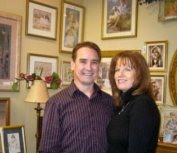 Kevin and Pam Kenney, Proprietors