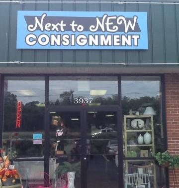 Next to New Consignment